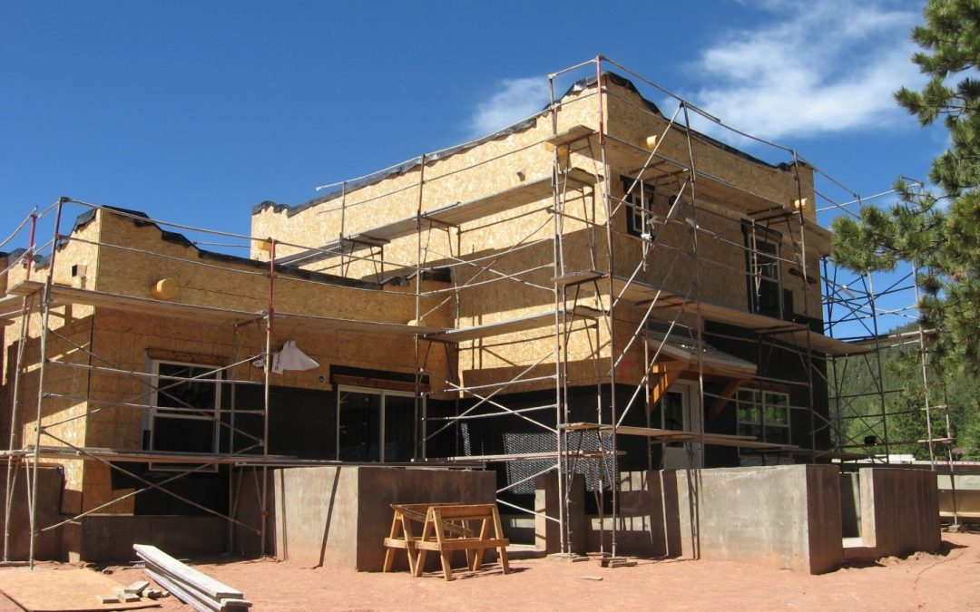 Getting Ready for Stucco